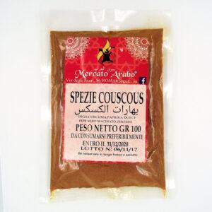 Spezie Couscous 100 gr