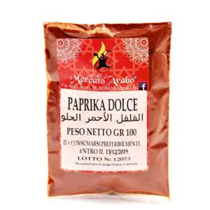 Paprika dolce 100 gr