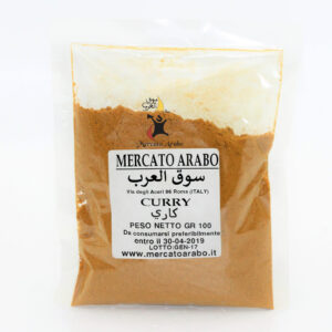 Curry 100 gr