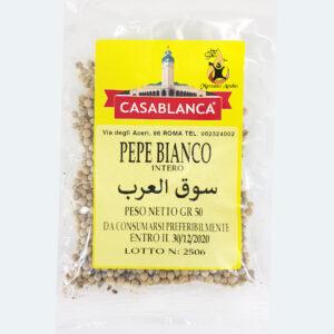 Pepe bianco intero 100 gr