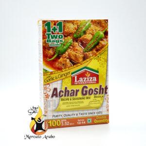 Misto spezie per carne con verdure Achar Gosht Masala