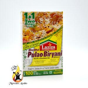 Misto spezie per riso Delhi Pula Biryani Masala