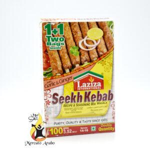 Misto spezie kebab alla griglia Seekh Kebab Masala