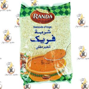 Grano verde spezzato Tunisino 500g