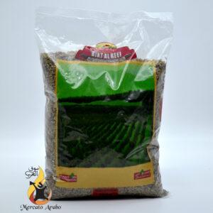 grano verde tostato Freekeh libanese Bint al Reef 900g