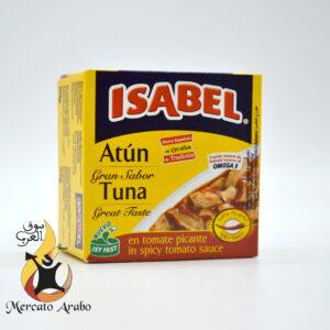 Tonno in salsa piccante Isabel 80g