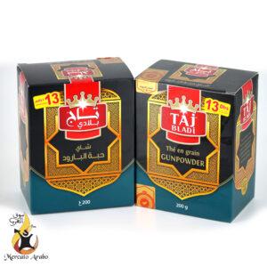 Tè verde Taj bladi