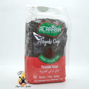 Tè nero al arabia