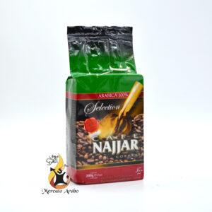 Caffè con cardamomo Najjar 200 gr