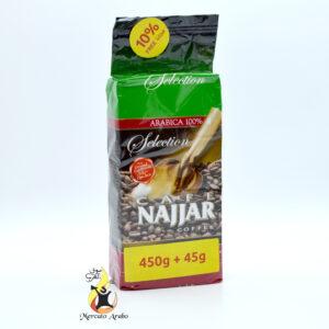 Caffè con cardamomo Najjar 450gr