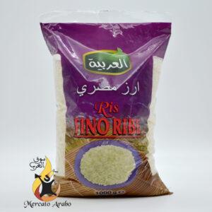 Riso fine ribe egiziano 1kg al arabia