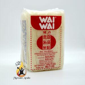 Vermicelli cinesi 500g waiwai