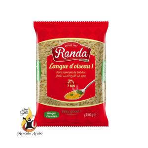 Pasta lingua di passero Randa 250g