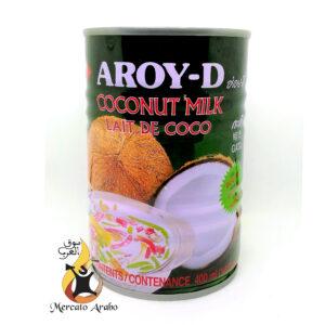 latte di cocco per dolci