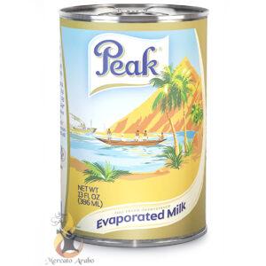 latte concentrato non zuccherato Peak 410g