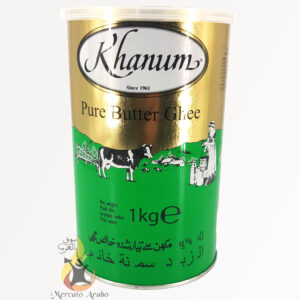 Burro Ghee Khanum