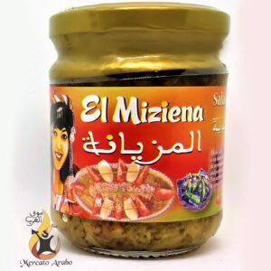 Insalata alla griglia piccante tunisina El Miziena 200g