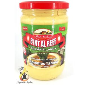 Hommos tahina Bint Al Reef