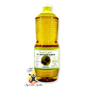 Olio vergine di oliva El Ouazzania 1 lt