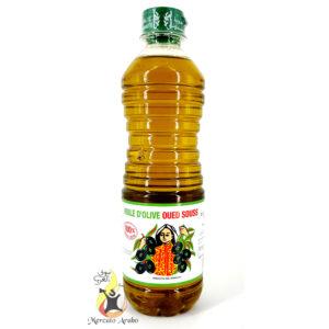 Olio vergine di oliva Oued Souss 0.5 lt