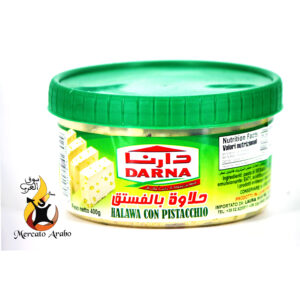 Halawa al pistacchio Darna 400g