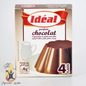 Preparato per Flan gusto cioccolato