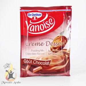 Crema dessert vanoise gusto cioccolato