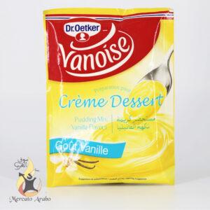 Crema dessert vanoise gusto vaniglia