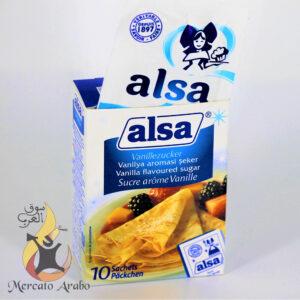 Zucchero vanigliato Alsa 10 bustine
