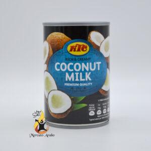 Latte di cocco per dolci KTC