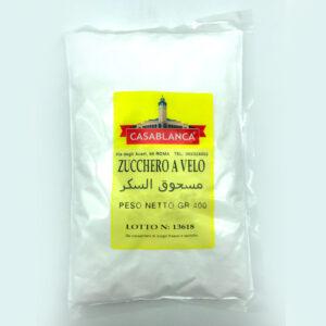 Zucchero a velo 400g