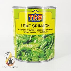 Spinaci in foglie trs 770g