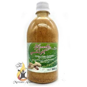 Amlou, crema di arichidi marocchina