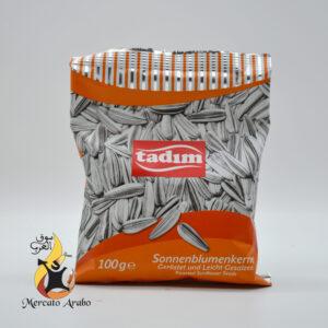 Semi di girasole tostati 100 grn Tadim
