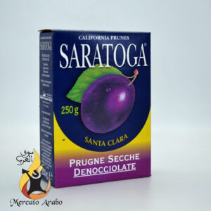 Prugne  disidratate denocciolate Saratoga