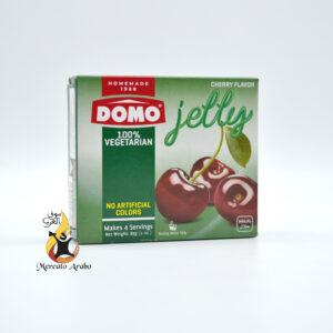Gelatina gusto ciliege Domo
